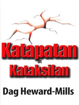 cover image of Katapatan at Kataksilan