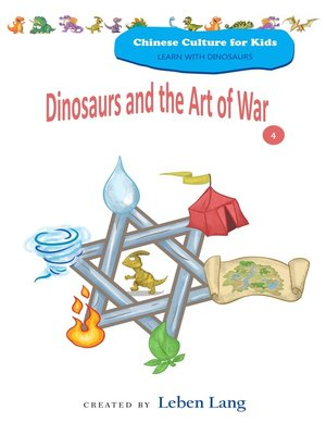 cover image of Dinosaurs and the Art of War 4