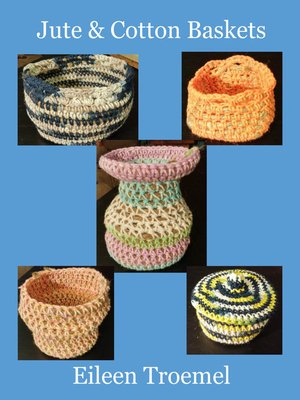 cover image of Jute & Cotton Baskets