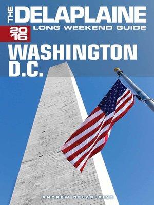 cover image of Washington, D.C.