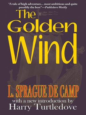 cover image of The Golden Wind
