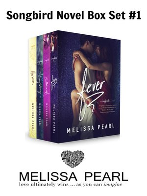 cover image of A Songbird Novel Box Set (Fever, Bulletproof, Everything, Home)