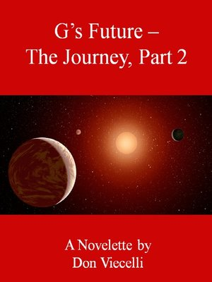 cover image of The Journey, Part 2