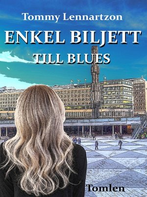 cover image of Enkel biljett till blues