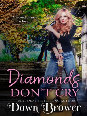 cover image of Diamonds Don't Cry