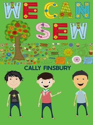 cover image of We Can Sew