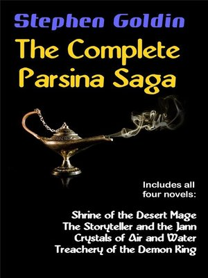 cover image of The Complete Parsina Saga