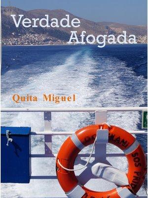 cover image of Verdade Afogada