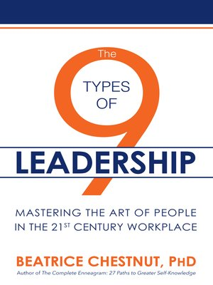 cover image of The 9 Types of Leadership