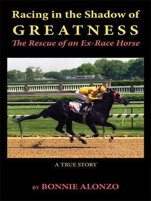 cover image of Racing in the Shadow of Greatness