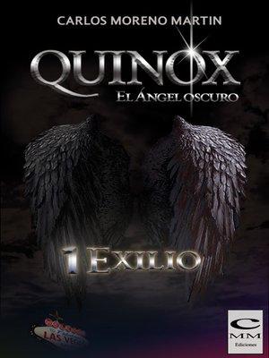 cover image of Quinox, el angel oscuro 1