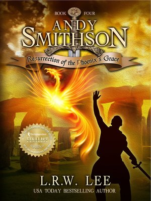 cover image of Resurrection of the Phoenix's Grace (Andy Smithson Book Four)