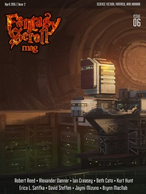 cover image of Fantasy Scroll Magazine Issue #6