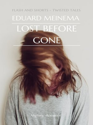 cover image of Lost Before Gone