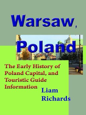 cover image of Warsaw, Poland
