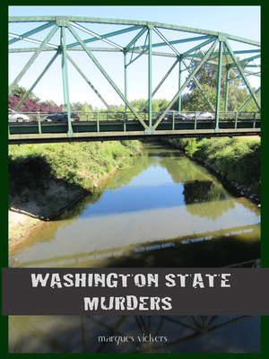 cover image of Washington State Murders