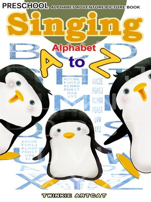 cover image of Singing Alphabet a to Z