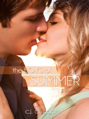 cover image of The Boys of Summer (The Summer Series) (Volume 1)