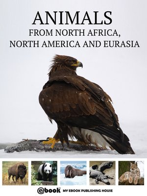 cover image of Animals from North Africa, North America and Eurasia