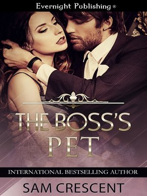 cover image of The Boss's Pet