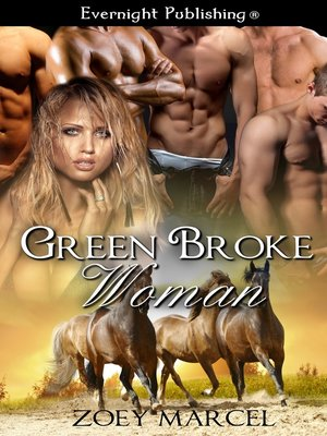 cover image of Green Broke Woman