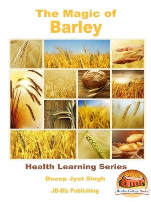 cover image of The Magic of Barley