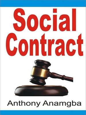 cover image of Social Contract