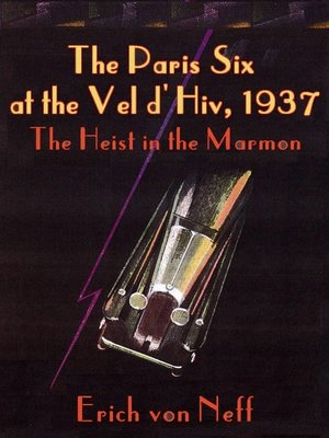 cover image of The Paris Six at the Vel d'Hiv, 1937