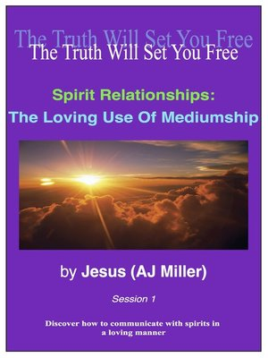 cover image of The Loving Use of Mediumship Session 1