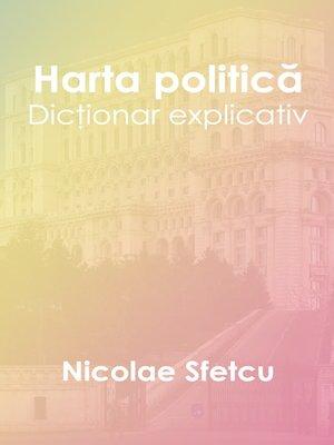 cover image of Harta politică
