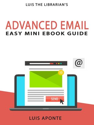 cover image of Advanced Email