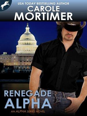 cover image of Renegade Alpha (ALPHA 5)