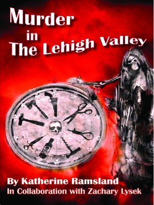 cover image of Murder in the Lehigh Valley