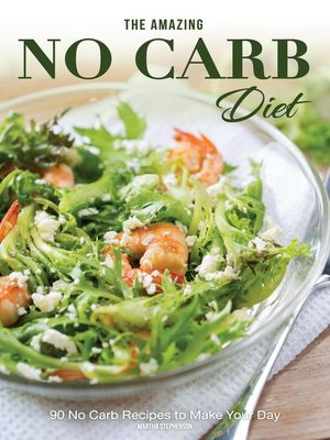 cover image of The Amazing No Carb Diet