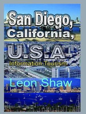 cover image of San Diego, California, U.S.A
