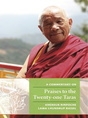 cover image of A Commentary on Praises to the Twenty-one Taras