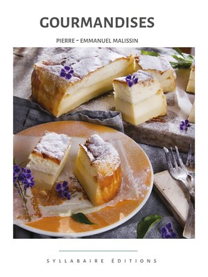 cover image of Gourmandises