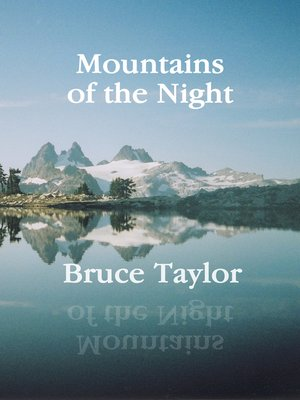 cover image of Mountains of the Night