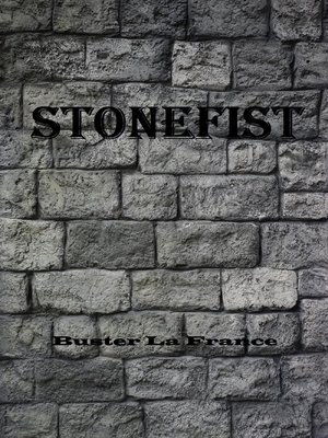 cover image of Stonefist