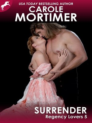 cover image of Surrender (Regency Lovers 5)