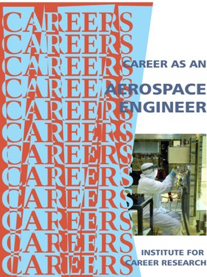 cover image of Career as an Aerospace Engineer
