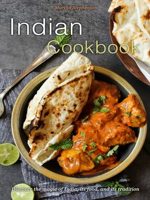 cover image of Indian Cookbook