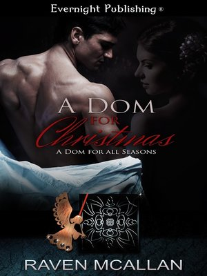 cover image of A Dom for Christmas