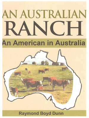 cover image of An Australian Ranch