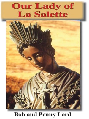 cover image of Our Lady of La Salette