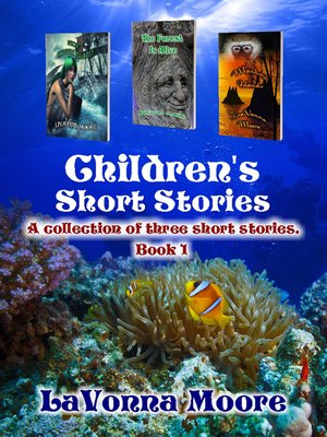 cover image of Children's Short Stories, Book 1