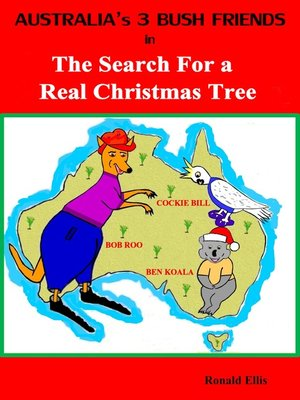 cover image of The Search For a Real Christmas Tree