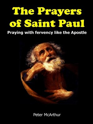 cover image of The Prayers of Saint Paul