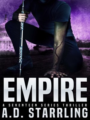 cover image of Empire (A Seventeen Series Thriller Book 3)