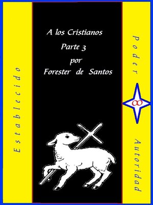 cover image of A Los Cristianos Parte 3